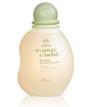 Shampoo Suave Mamãe e Bebê - 200ml