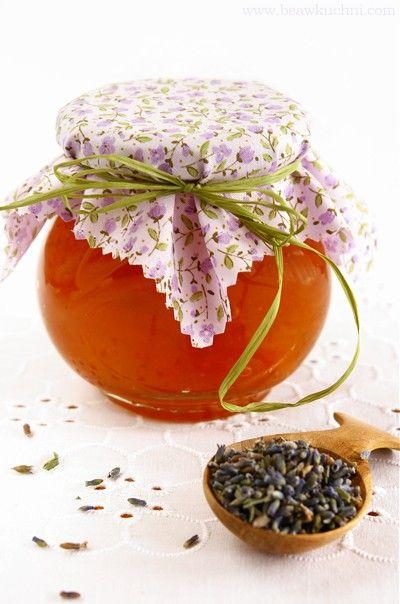 apricot, lavender or cardamon jam | lavender & poppy | Pinterest