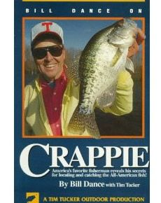 30 best bill dance images on pinterest bass fishing for Crappie fishing secrets