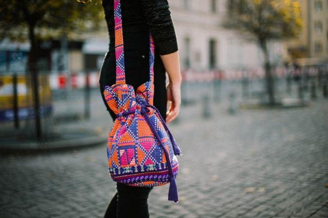 Bag New Delhi www.kokoworldpl #handmade #kokoworld #india #ethno #bag #handmadebag