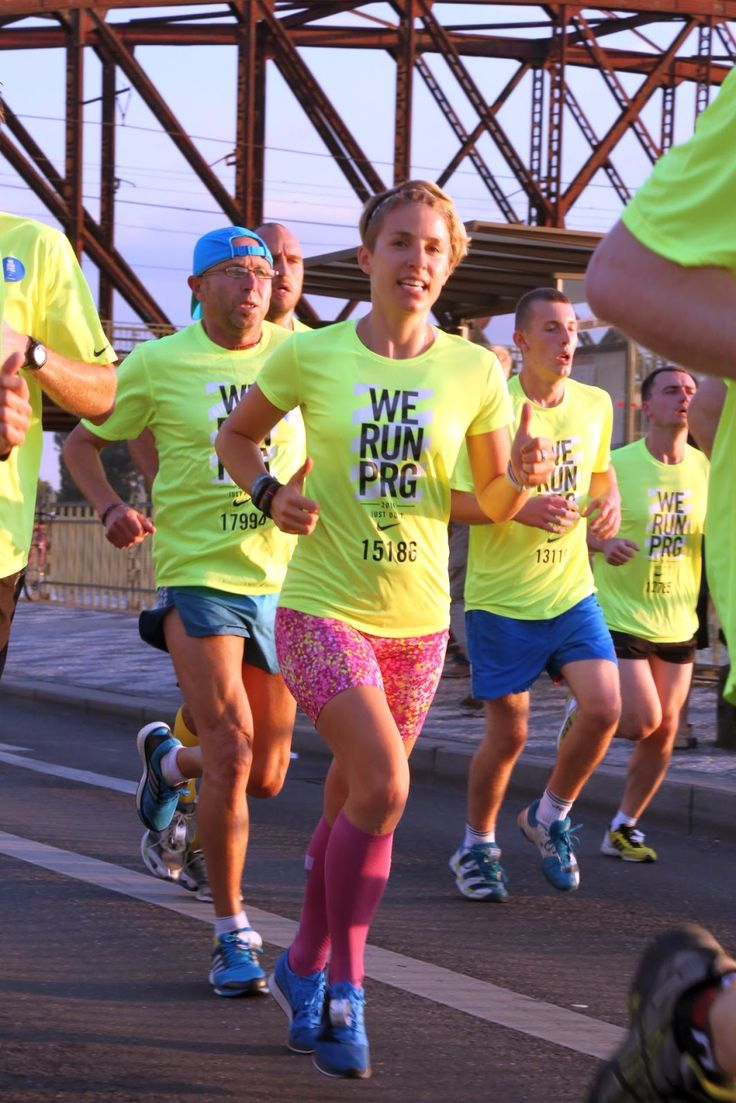 Barborka On The Run: Throwback Thursday (We Run Prague 2014) & Exciting...