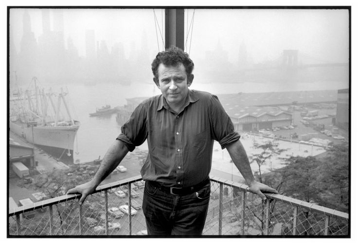 The Great American Novel Buried in Norman Mailer's Letters - The New Yorker