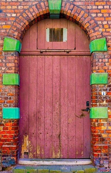 Wismar, Mecklenburg-Vorpommern, Germany· door