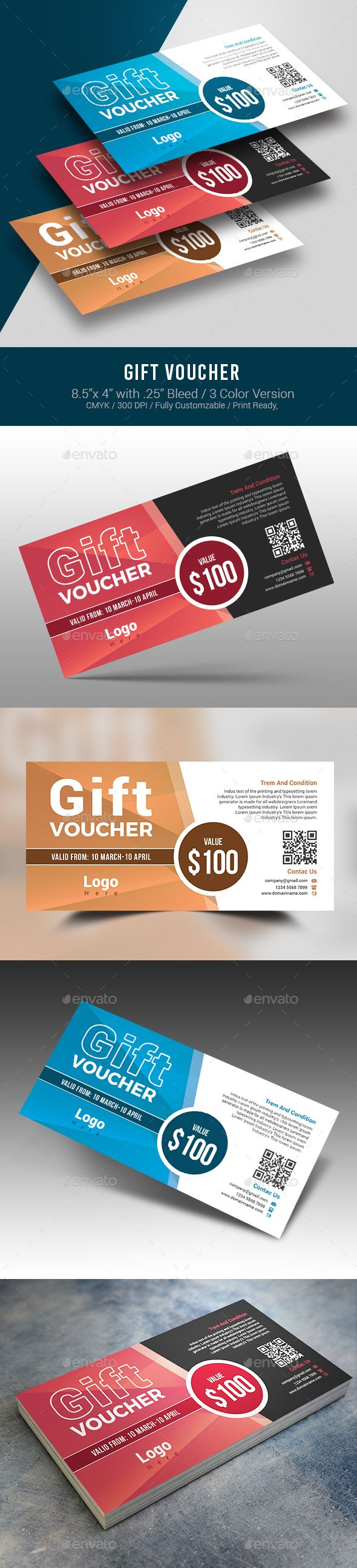 Best Gift Voucher Images On   Gift Cards Gift