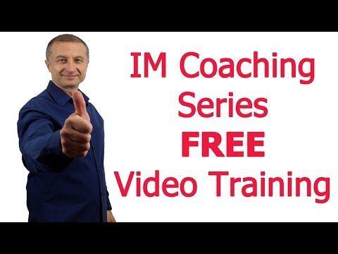 Im Coaching Series –FREE Video Training