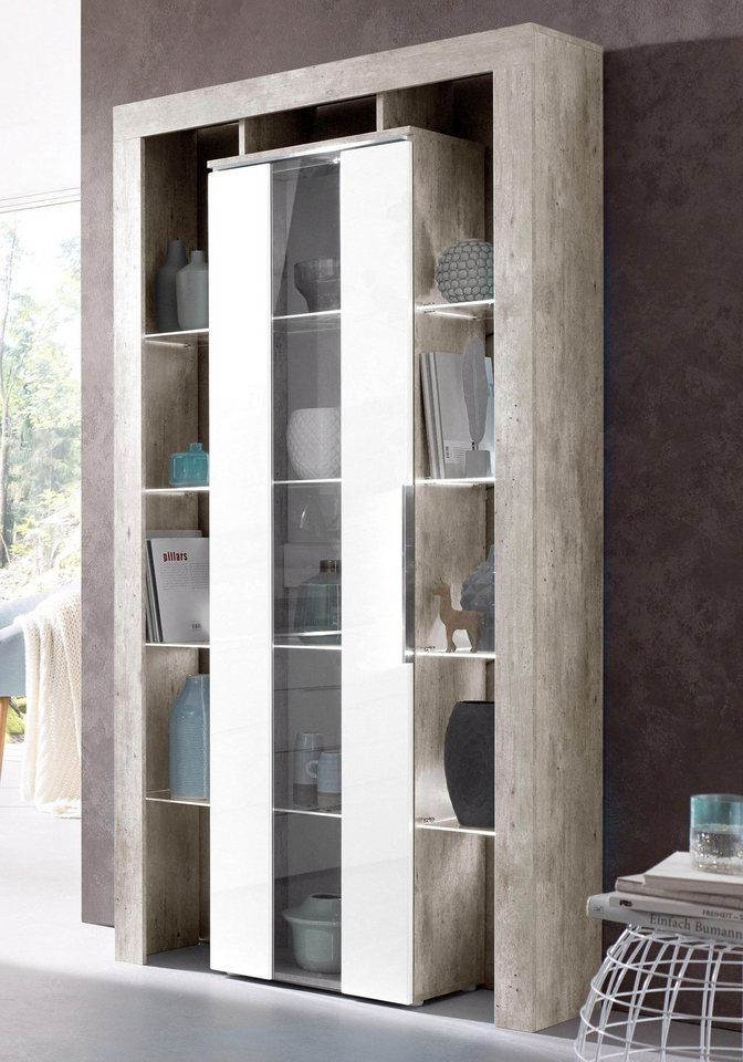 Places Of Style Vitrine Lima Hohe 196 Cm Another Test Vitrine