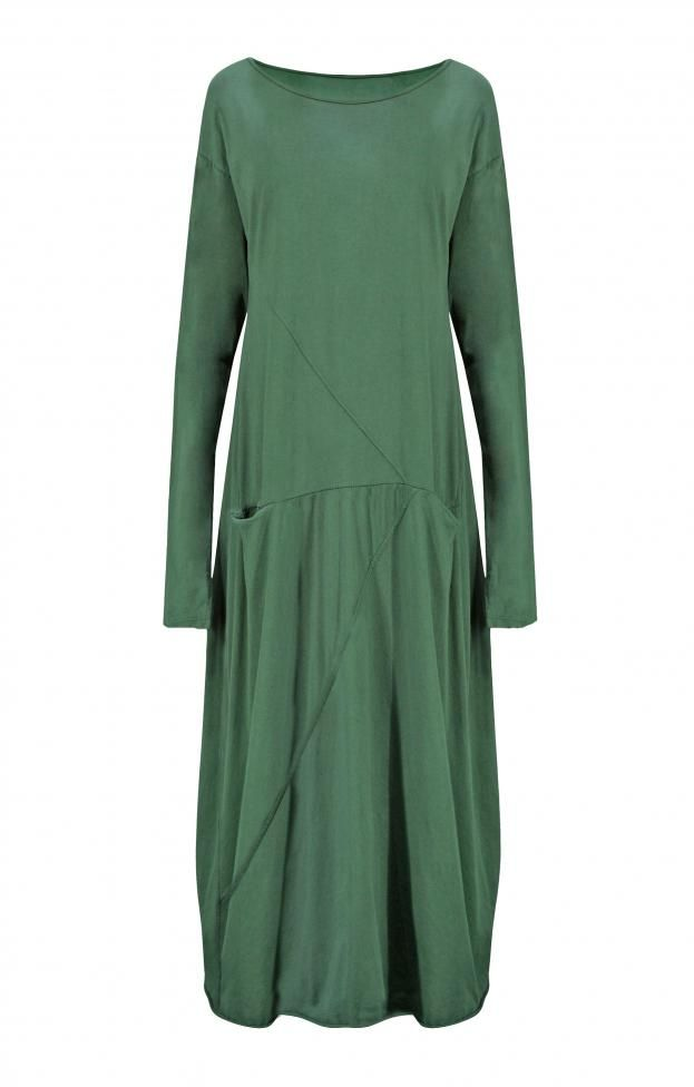 Γυναικείο φόρεμα μακρύ φαρδύ | Γυναίκα - Jeans & Demims -