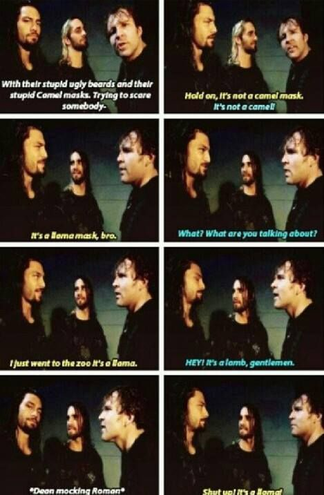 Wwe Wyatt Family Quotes