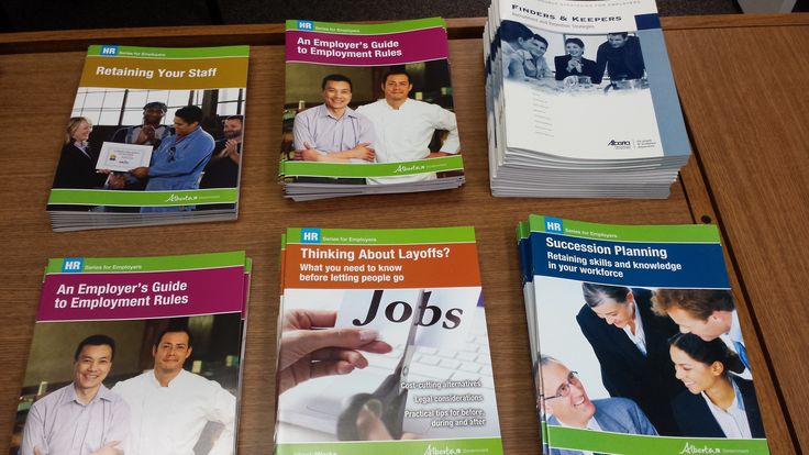 Looking for some great information to handle your #human#resources? Check out the #FREE publications available at your #RABC office at the Town Office in Rocky Mountain House. Come in to pick your copy up today