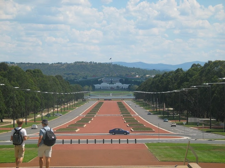 Capital Hill, Canberra