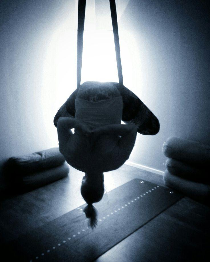 Ilmajooga airyoga aerialyoga jooga yoga