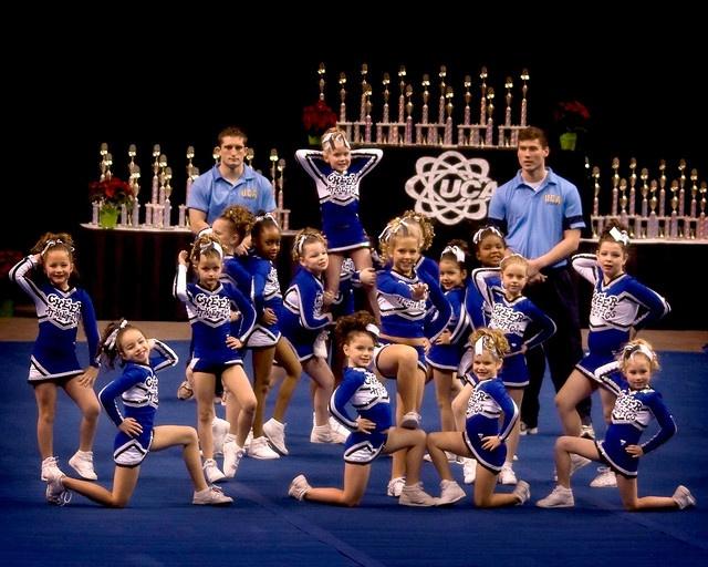 Cheer Athletics Bobcats Youth cheer, Youth cheerleading