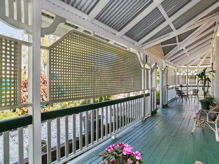 Front Elevation Of Verandah : Best old queenslander homes images on pinterest