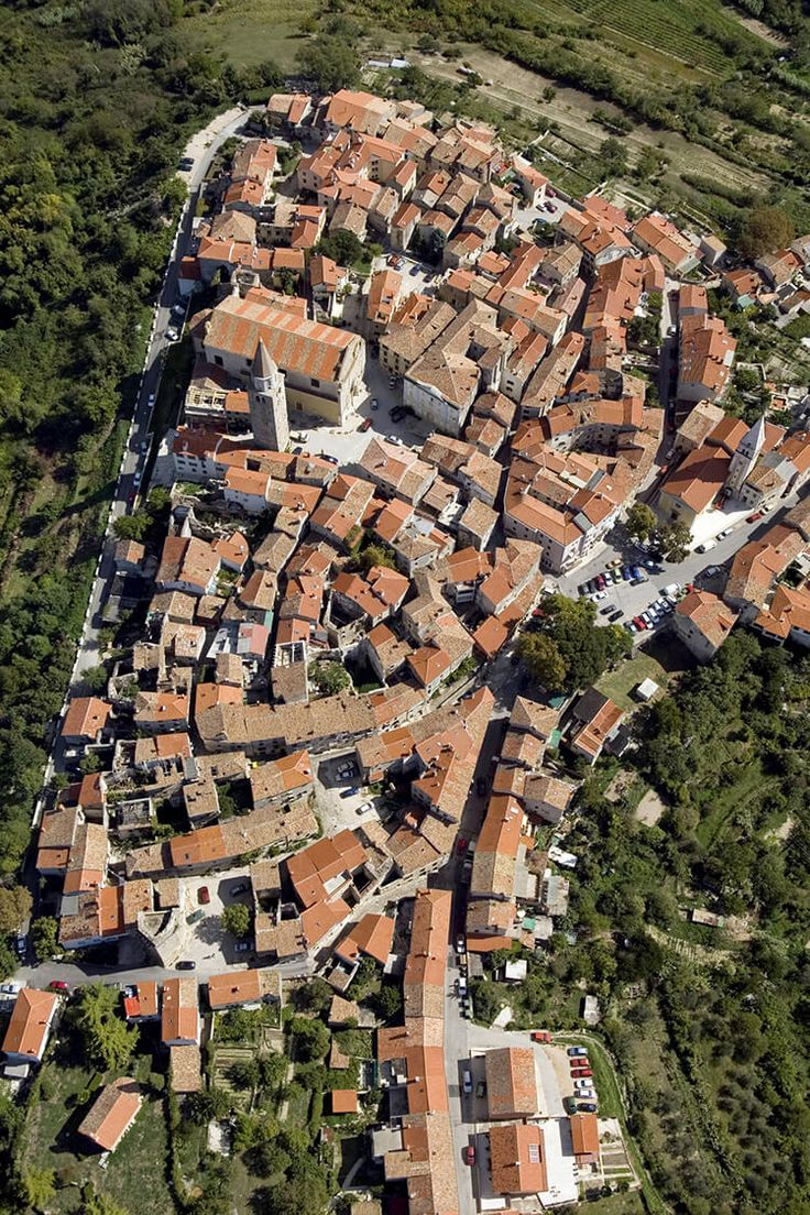 Buje, Istria | World Media About Croatia: Things To See And Do
