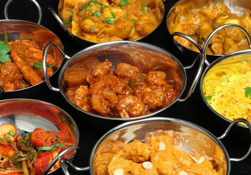 One of the best things about England... CURRY!