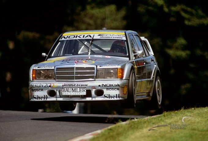 Mercedes benz 190 evo ii race car dtm racing cars for Mercedes benz race cars