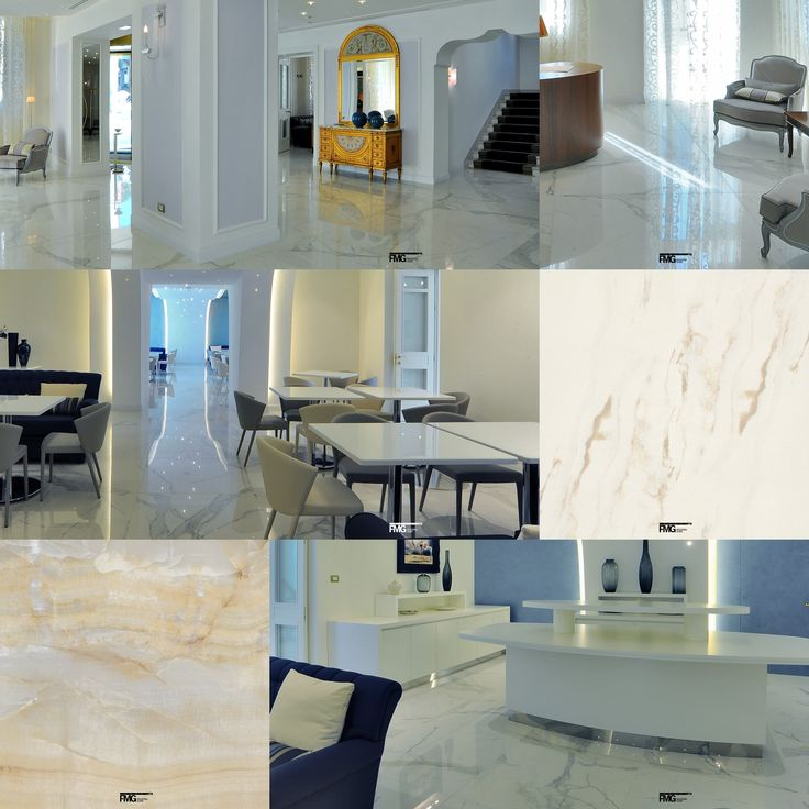 Rooms of Grand Hotel Salso Maggiore -  #FMG  #architecture #interiordesign #design #architecturalprojects #slabs #surface #tourism