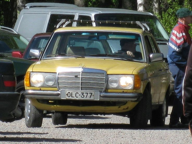Mercedes 1978 only.