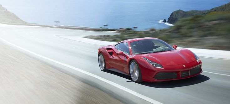 Click on the link to  auto.ferrari.com and experience the Extreme Performance Video For Extreme Driving Thrills