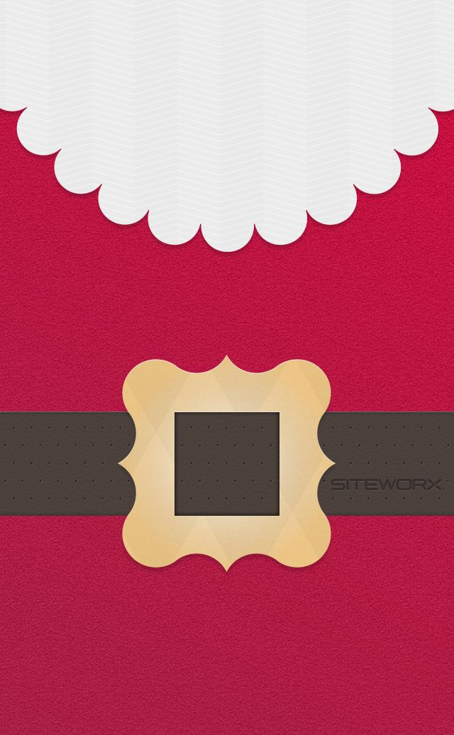 Happy holidays wallpaper- iPhone 5