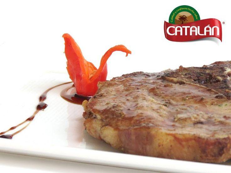 Hoy miércoles prueba nuestra Bondiola Catalán, corte de cabeza de lomo de cerdo con hueso ¡Deliciosa!
