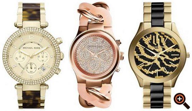 Michael Kors Uhren Damen & Herren - gold, rosegold, silber - Chronograph