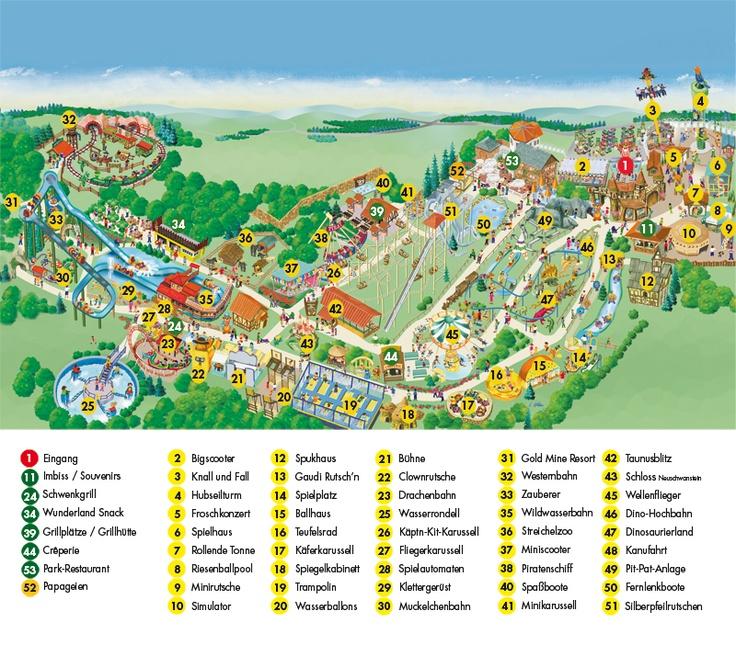 Taunus Wunderland: close to Wiesbaden
