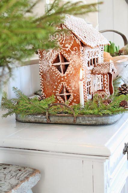 Gingerbread House - VIBEKE DESIGN