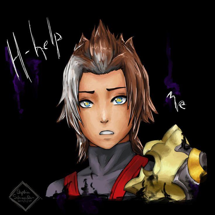 Terra Kingdom Hearts birth by sleep