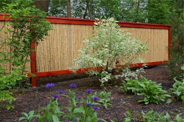 13 best images about bambous et tonnelles on pinterest. Black Bedroom Furniture Sets. Home Design Ideas