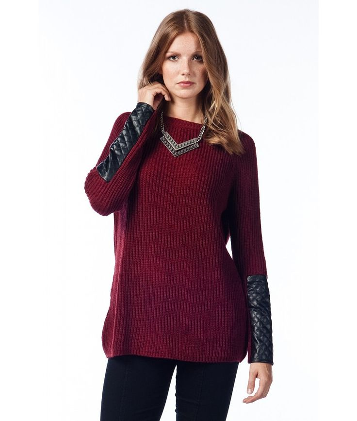Женский свитер Dilvin 1504