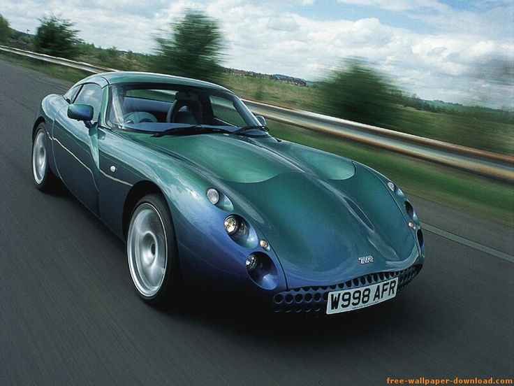 Attrayant TVR Tuscan
