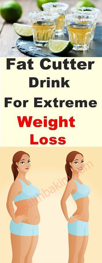 Fat Cutter Drink –For Extreme Weight Loss