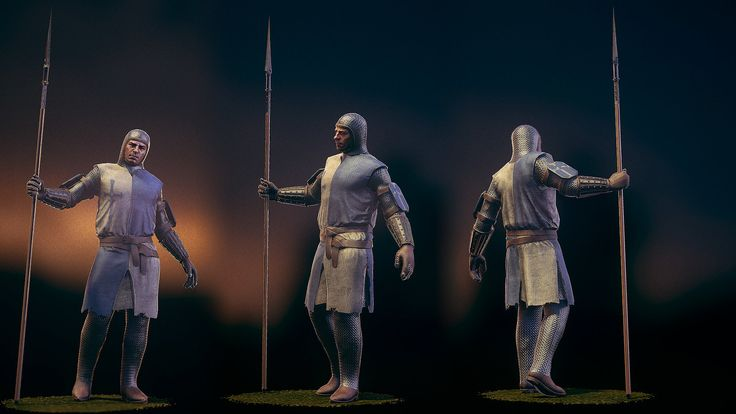 Chivalry: Medieval Warfare Vanguard Revamp, Dylan Brady on ArtStation at https://www.artstation.com/artwork/chivalry-medieval-warfare-vanguard-update