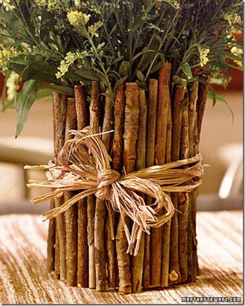 Как сделать цветы для вазы напольные своими руками фото - Самодельные