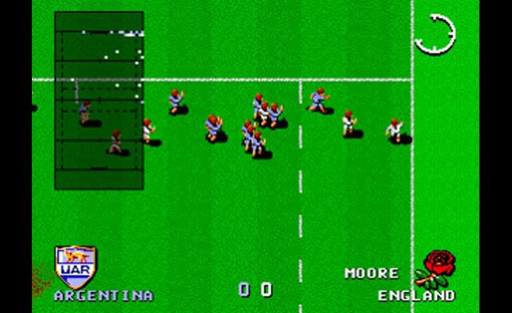 Play International Rugby + Gameplay in 1 Minute