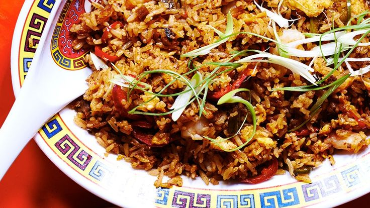 Dirty Fried Rice | Bon Appetit Recipe