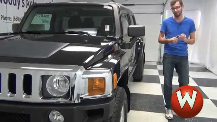 Video: Just In! Used 2009 Hummer H3T Truck For Sale @WowWoodys