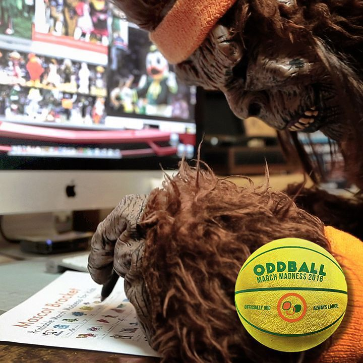"""#MarchMadness has arrived at #Oddball.com!  Watch our latest #webshort to see just how serious we take """"#Bracketology"""" here at Oddball Headquarters.  https://youtu.be/JEsXvUJAGuY  Also be sure to head on over to the website for the Oddball #Madness #Sale where you can #savebig on a huge selection of large sized men's shoes and socks:  http://ift.tt/Tai04V  Use the #coupons at checkout to save even more: 10% Off on any order Enter Code: MIDWEST  15% Off on any order Over $50 Enter Code: WEST…"""