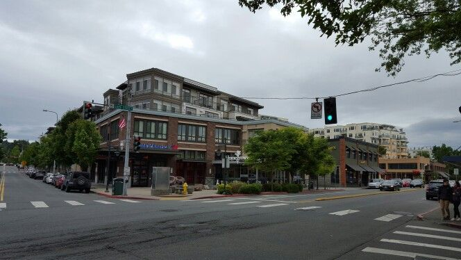 Downtown Kirkland Mixed Use Infill - The 101 Apartments | Mid-rise ...