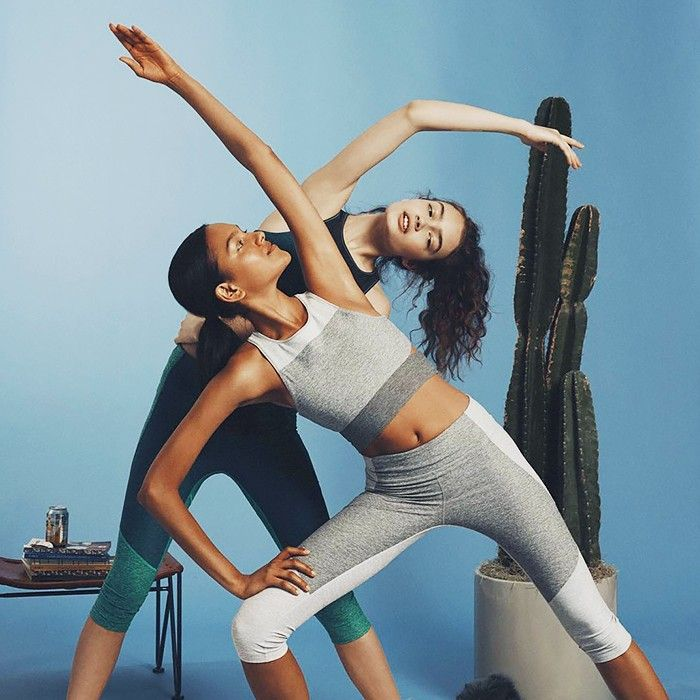 Outdoor Voices aims to redefine the idea of being active by making it less competitive and more accessible. By creating stylish and easy activewear pieces, the company's hope is to encourage more people to be active with their friends, even if it's just for fun.