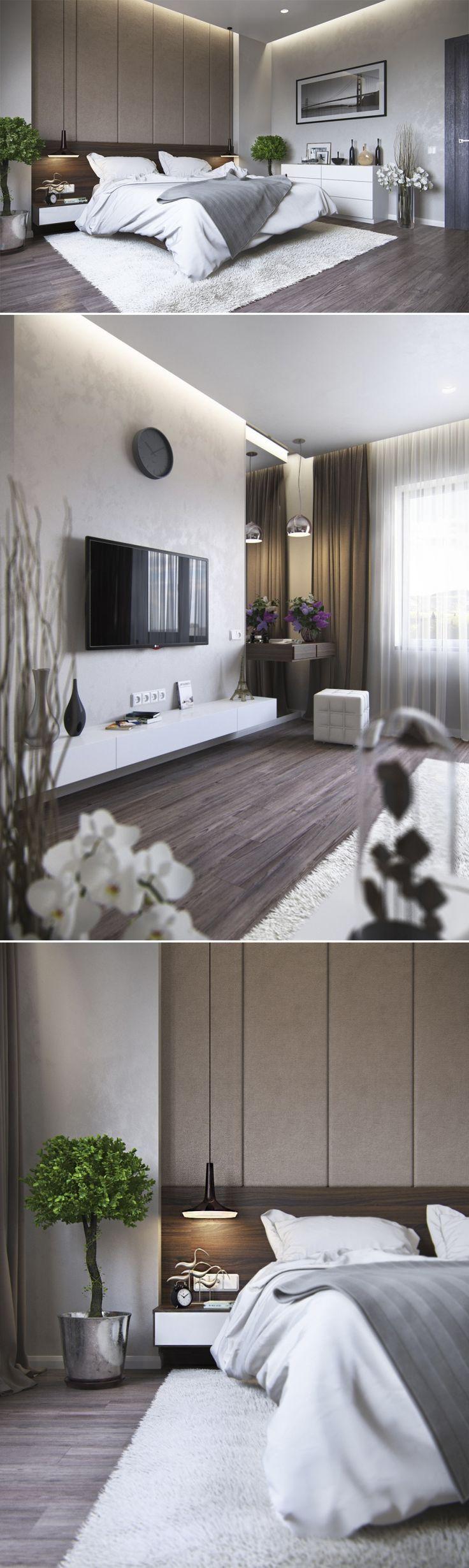 Master bedroom - Галерея 3ddd.ru