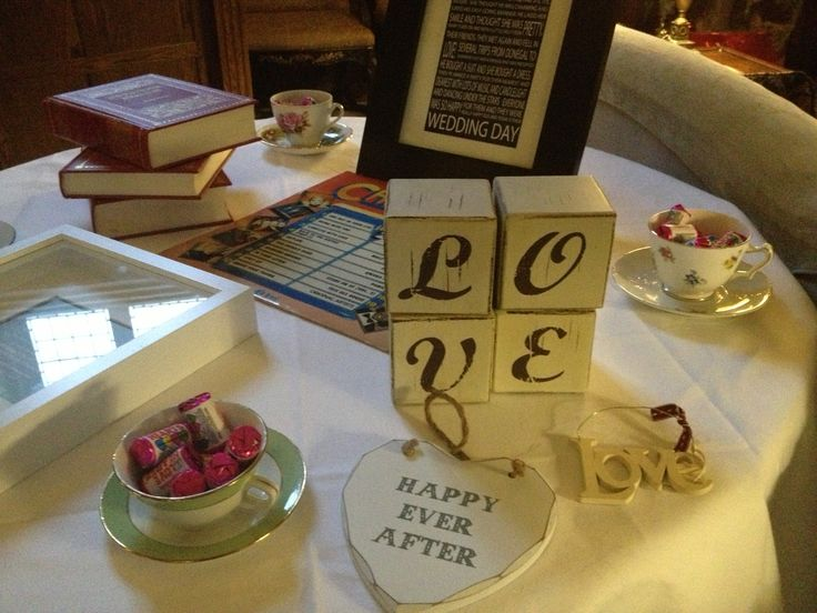 It's the little wedding touches that make all the difference!