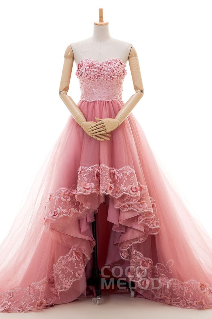 84 best Cocomelody Colorful Wedding Dresses images on Pinterest ...