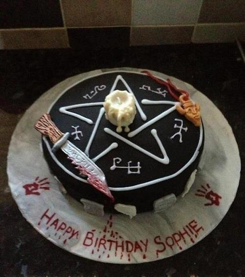 30 Best Images About Supernatural Party Ideas On Pinterest
