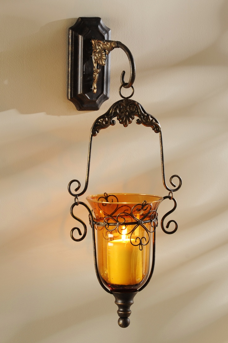 17 Best images about wrought iron on Pinterest Mosaic wall, Fleur de lis and Wall sconces for ...