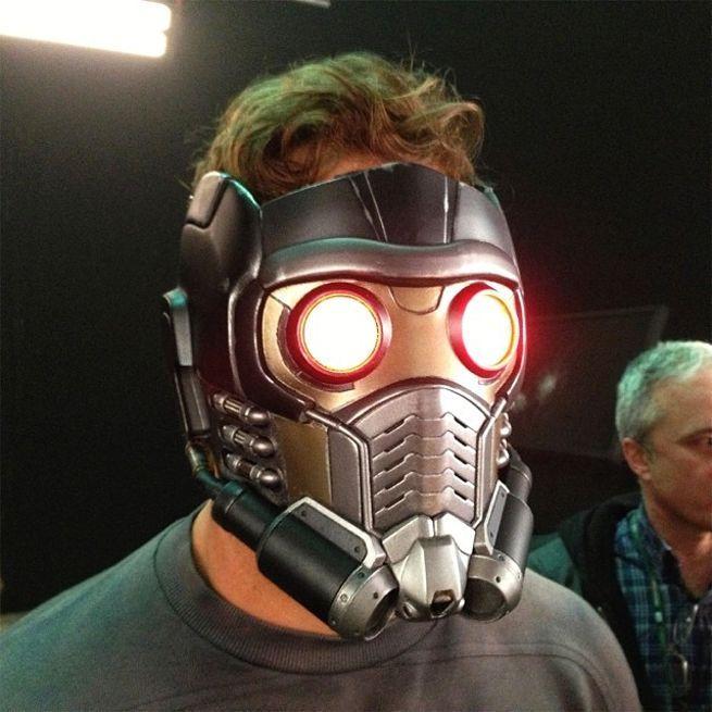 Guardians of the Galaxy Chris Pratt Star-Lord Costume Build