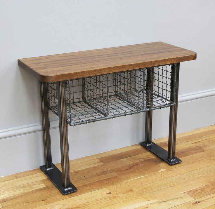 Mini Vintage Shoe Bench - Bring It On Home