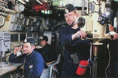 Перископ зенитно навигазионный ПЗНГ-8М