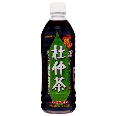 濃い杜仲茶 - 食@新製品 - 『新製品』から食の今と明日を見る!